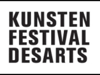 Kunstenfestivaldesarts logo