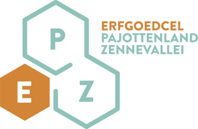 Erfgoedcel Pajottenland Zennevallei logo