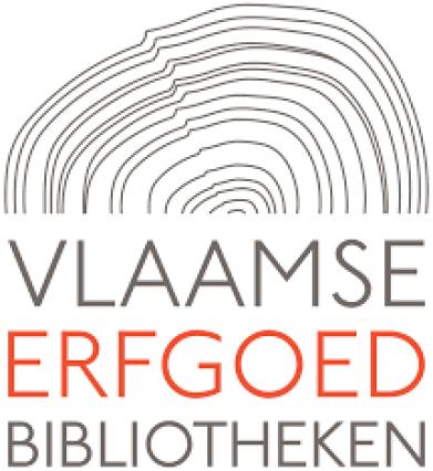 Flanders Heritage Libraries logo
