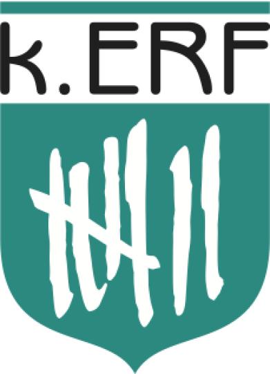 Erfgoedcel K.ERF logo