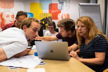 Masterclass Publiek Domein 2019 (NL), Sebastiaan ter Burg, CC BY 2.0.