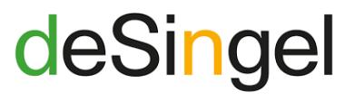 deSingel logo