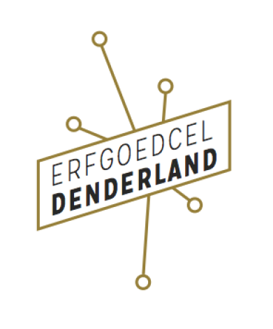 Erfgoedcel Denderland logo