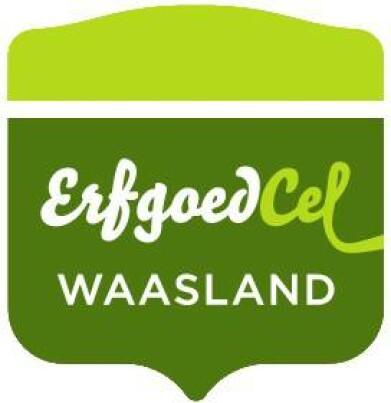 Erfgoedcel Waasland logo