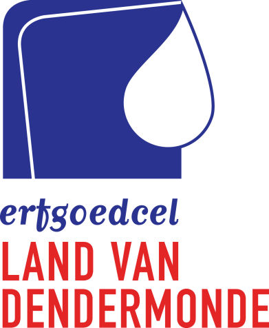 Erfgoedcel Land van Dendermonde logo