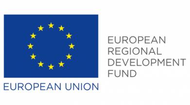 Europees Fonds voor Regionale Ontwikkeling logo