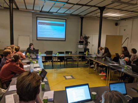 Bijeenkomst collegagroep 2019, Beeld: meemoo CC BY-SA 3.0 NL