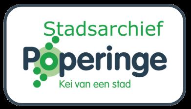 Stadsarchief Poperinge logo